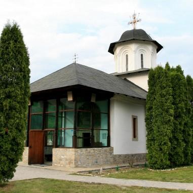 Biserica Sfintei Mănăstiri Ostrov