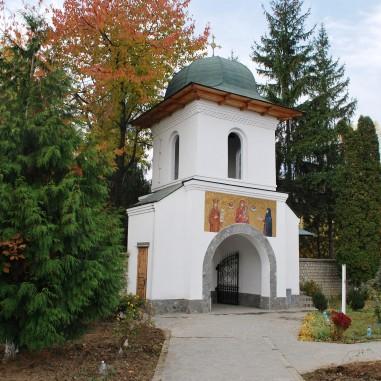 Clopotnita - Sfânta Mănăstire Ostrov